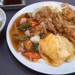 大阪飯店 - 中華定食