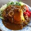 銀作亭 - 料理写真:インディアンカレー600円