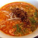清風亭 - 坦々麺