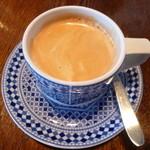ビストロ ハムサ - コーヒー