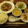 中華園 - 料理写真:今月の週替わりランチです。