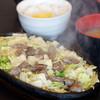 びっくり亭 - 料理写真:一人前