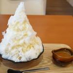 クラフトカフェ - 料理写真:完熟バナナキャラメル(700円)