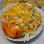 マハラジーパレス - サラダ