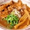 ラーメン東大 - 料理写真:熟成とんこつ 豚バラ入
