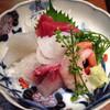 照寿司 - 料理写真:刺身盛合せ