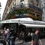 Cafe de Flore - 雰囲気があります