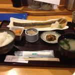 30207383 - 穴子白焼定食¥900