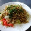 宝来軒 - 料理写真:ソース焼きそば450円