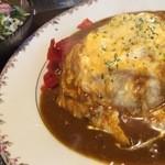グリル&洋食 アガペ - オムカレー