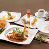 サンマルク - 料理写真:フォアグラステーキランチコース