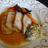 光と風の時間 - 料理写真:ダコテ ランチのもち豚ロース肉の網焼き