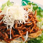 中華五苑 - 料理写真:豚肉の黒味噌炒め