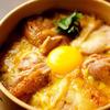 秋田比内地鶏生産責任者の店 本家あべや - 料理写真:濃厚ジューシー極上親子丼