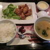 Cafa伝左衛門 - 料理写真:鶏の南蛮揚げ定食850円