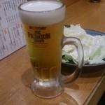 てけてけ - 生ビール 299円