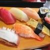 寿司政 - 料理写真:ランチのすし