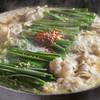 焼肉もつ鍋おおやま - 料理写真:もつ鍋(みそ)
