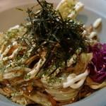 宵 - 野菜たっぷりソース焼きソバ 800円