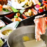 ご宴会に名物『柚子炊きつゆしゃぶ』をコースに!