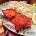 インド&ネパールレストラン&バー サグン - タンドリーチキン