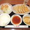 餃子の王将 - 料理写真:餃子定食 760円