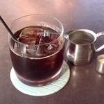 アロマコーヒーカフェ - アイスコーヒー