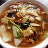 中国料理 桃林 - 料理写真:五目そば 2014年8月