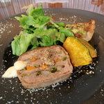 ラ イナテッサ - ミートローフなどの前菜