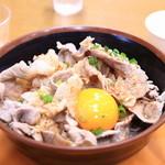 横須賀パーキングエリア(下り線) - 湘南豚スタミナ丼