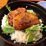 番所亭 - ソーキ丼