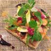 ルトンセラン - 料理写真:オードブル 鰯とクスクス バルサミコソース