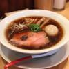 Japanese Soba Noodles 蔦 - 料理写真:味玉醤油そば (2014/08)