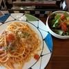 オッサ - 料理写真:チーズとバジルのトマトソース 820円 2014.09.