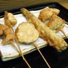 串乃助 - 料理写真:手間暇かけて揚げたてをご提供いたします