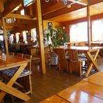 レストラン カントリーパパ - 内観