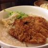 西洋亭 市 - 料理写真:140902 冷やしソースカツ丼