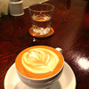 自家焙煎珈琲店サニーコーヒー - 料理写真:カプチーノ¥470