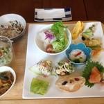 Rigell  Cafe - 料理写真: