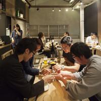 KOTOBUKI二階は貸切も出来るテーブル席です♪