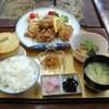 さくら茶屋 - 料理写真:唐揚げ定食