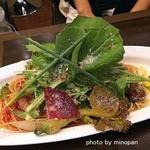 マルクトプラッツ - 夏野菜たっぷり完熟トマトパスタ