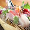 磯で楽 - 料理写真:刺し身の盛り合わせ