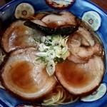 30414545 - バラチャーシュー麺