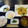 さんぽ道 - 料理写真:「日替わりランチ」580円