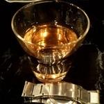 居酒屋一兆 - ウィスキー ストレート 210円