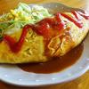 カフェ ロコモコ - 料理写真:2014.06_特製オムライスランチ(1000円)