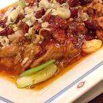 中国料理 シルクロード - 豚肉の四川風炒め