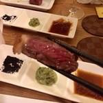 ステーキ食堂 BECO - 肉汁したたる国産ビーフの炭火焼ステーキ