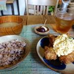 ネマルカフェ - チキン南蛮